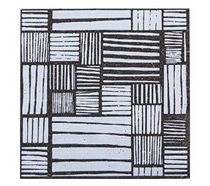 mattonelle a rilievo, decori a spessore su mattonelle