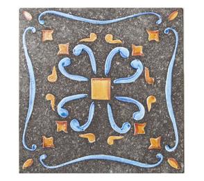mattonelle antichizzate in ceramica