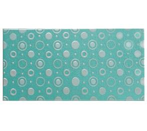 piastrelle color acqua marina bagno, roma